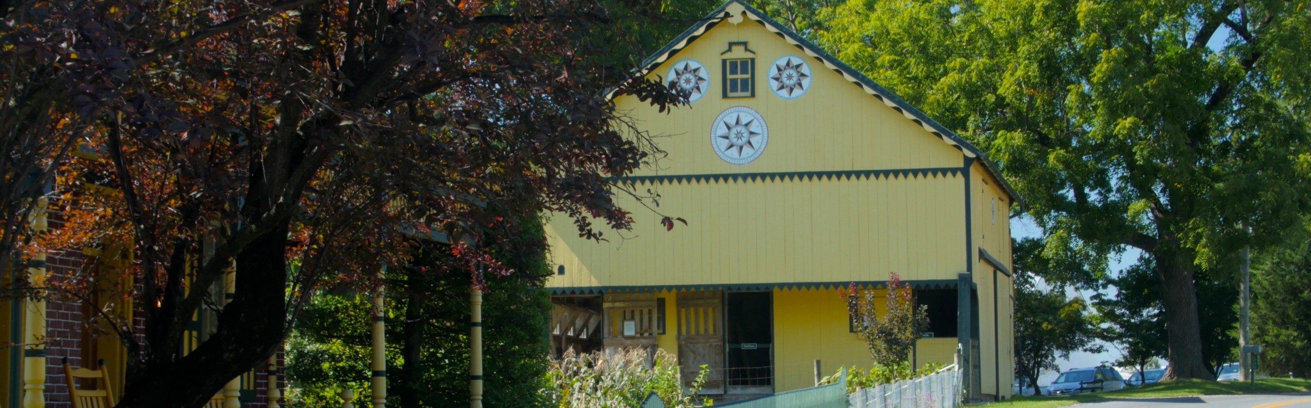 Mascot Roller Mills & Ressler Family Home